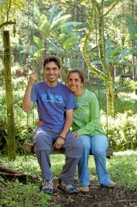 Rafa y Rosalía se conocieron el mismo día que acudieron a la universidad a matricularse en Enfermería.