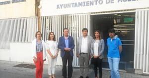 El PSOE propone construir parques de viviendas para alquiler.