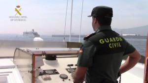 Operación de la Guardia Civil.