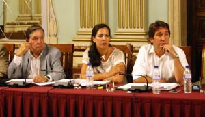 Concejales de Ciudadanos.