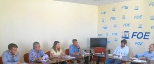 La Asociación Provincial de Empresarios de Construcciones y Reparaciones Metálicas de Huelva (ASECOM) ha celebrado su asamblea general electoral en la que ha resultado reelegido presidente Daniel Toscano Rodríguez.