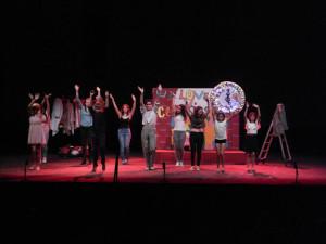 Representación de 'We love classics' dentro del programa A Escena!
