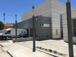 El nuevo centro de salud de Cumbres Mayores.