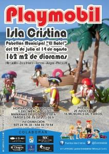 Playmobil llega a Isla Cristina.