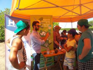 El evento ha tenido lugar en El Granado.
