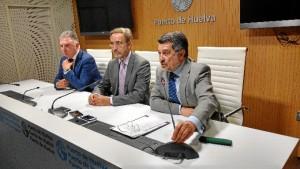 Junta de Andalucía y Autoridad Portuaria de Huelva colaboran para la ejecución del proyecto.