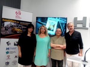 Presentación de la iniciativa CubaCultura.