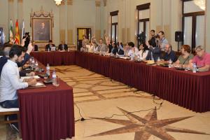 El pleno del ayuntamiento de Huelva aprueba por mayoría desestimar las alegaciones presentadas por Gildoy