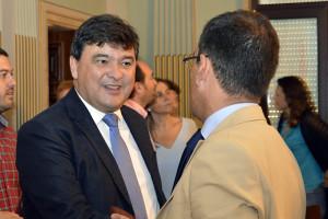 Gabriel Cruz muestra su felicidad por la continuación del proceso de expropiación