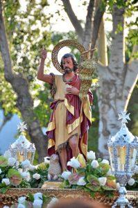 Fiestas de San Juan Bautista en Palos de la Frontera.
