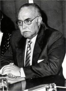 Hoy recordamos la figura del onubense Ernesto Feria Jaldón. / Foto: Pedro Feria.