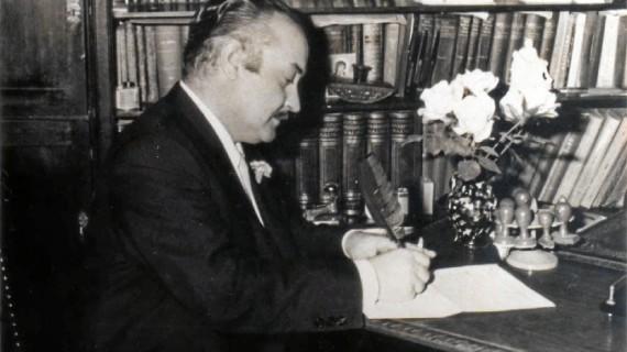 Ernesto Feria Jaldón, de Villanueva de los Castillejos a la búsqueda de la verdad de la existencia humana