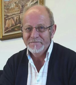 El escritor e investigador Alfredo Moreno Bolaños.
