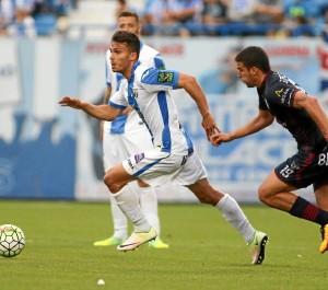 El deportista espera poder jugar la próxima temporada en Primera Divisón. /Foto: deportivoleganes.com