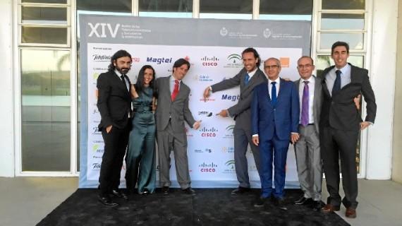 La empresa onubense 'Gabitel Ingenieros', Premio Andaluz de las Telecomunicaciones a la Innovación