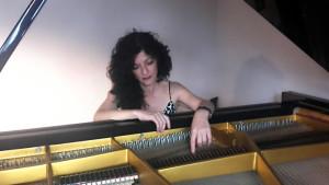 La onubense María Ramblado.