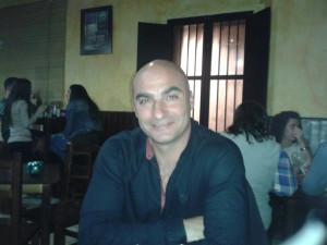José Manuel nació en Alemania pero se crió en Huelva.
