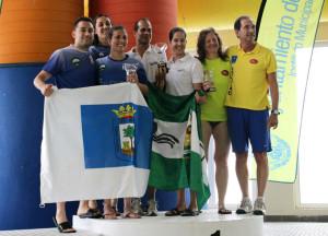 El C.D. Máster Huelva es Subcampeón de Andalucía.
