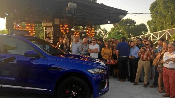 El primer SUV deportivo Premium diseñado por Jaguar llega a Huelva