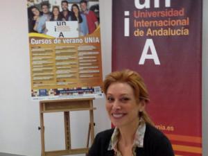 Teresa Viejo es la directora de uno de los cursos.