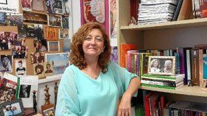 Mar Gallego acaba de ser reelegida directora del Centro de Investigación en Migraciones de la UHU.