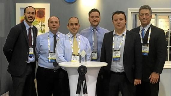 La empresa onubense Ontech Security, primer premio en la mayor feria de seguridad del mundo
