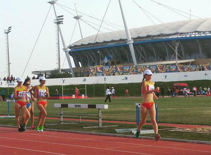 Laura García-Caro estará en los 20 kms. marcha en el Mundial de Atletismo.