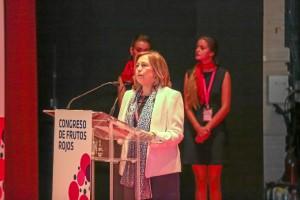 María Pilar Cano, profesora de Investigación del Instituto de Investigación en Ciencias de la Alimentación (CIAL).