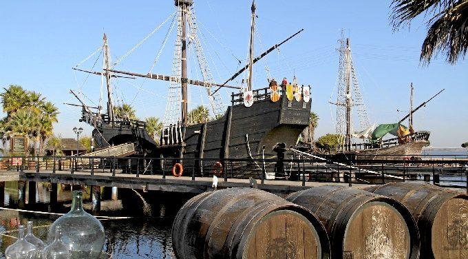 El Muelle de las Carabelas presenta una extensa y variada programación estival por su 25 Aniversario