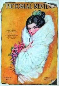 Una portada de Pictorial Review en el año 1924. / Foto: www.magazineart.org