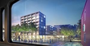 Este arquitecto serrano ha sido el encargado de coordinar la primera fase del proyecto ganador en Alemania.