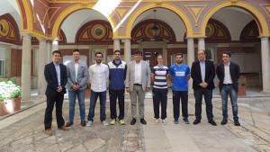 Apoyo total del Ayuntamiento de Huelva al Recre IES La Orden en su periplo europeo.