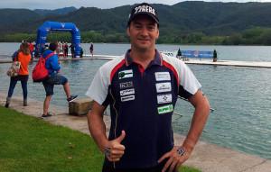 Rubén Gutiérrez sigue su frenético ritmo de competiciones.