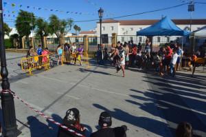 Los participantes demostraron su talento. / Foto: María José Cabanillas.
