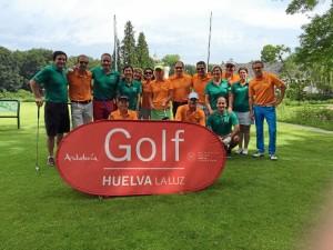Aumenta la promoción de Huelva como destino de golf.
