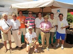 Celebrado con éxito el  IV Torneo de Golf Banco de Alimentos de Bellavista Huelva Golf Club.