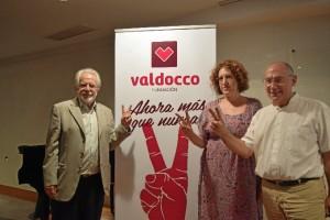 Nueva imagen corporativa de Fundación Valdocco y el lanzamiento de su campaña de captación de socios.