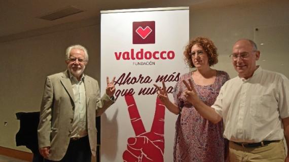 Valdocco presenta su nueva imagen y lanza una campaña de captación de socios y colaboradores