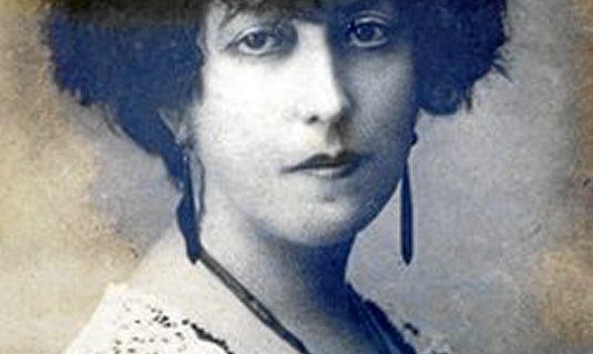 Concha Espina, a 150 años de su nacimiento