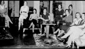 Imagen del documental 'Las Sinsombrero', que refleja la realidad de las escritoras de la Generación del 27.