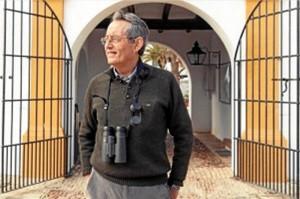 Miguel Delibes de Castro. / Foto: historiadeunlinceiberico.wordpress.com.