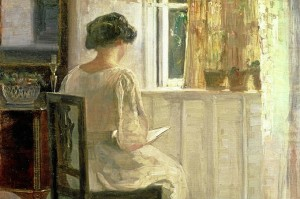 Las mujeres accedieron a la alfabetización a partir de finales del siglo XIX. / Foto: libropatas.com