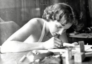 Su caso confirma que las mujeres se iniciaron en la prensa como escritoras colaboradoras, en su mayoría. / Foto: palabrasindestructibles.blogspot.com