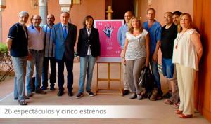 Imagen de la presentación de la Feria.