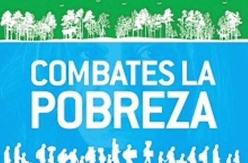 """""""Enlázate por la Justicia"""" lanza la Campaña #CuidaPlanetaCombatePobreza"""