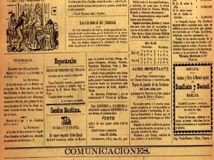 Para encontrar la firma de mujeres en la prensa de Huelva de forma asidua hay que esperar al siglo XX. / Foto: huelva.es.