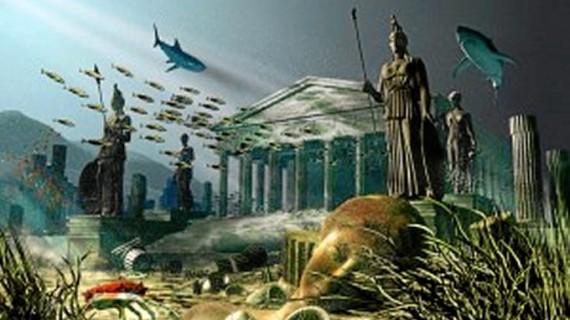 El geólogo Juan Antonio Morales desvela todas las claves del mito de la Atlántida en una conferencia en Mazagón
