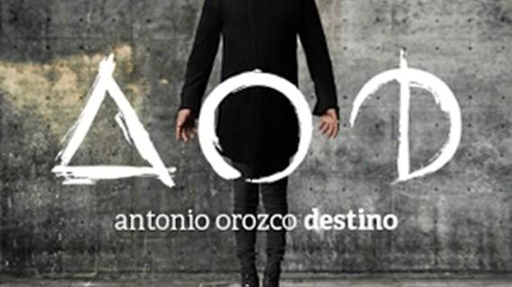 Antonio Orozco ofrecerá un concierto el próximo 13 de agosto en el Estadio Iberoamericano de Huelva