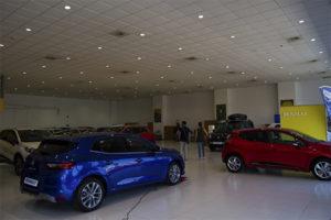 Las espaciosas instalaciones de Syrsa en Huelva albergan una amplia gama de vehículos