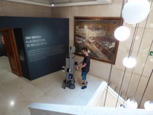 Las obras del Museo se podrán consultar a través de la app cultural de Google.